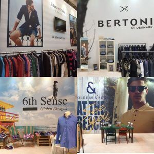 Double H Agency - Bertoni - Colours and Sons - 6th Sense - Blend