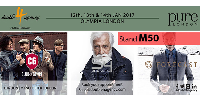Double H Agency Pure London 2017 2