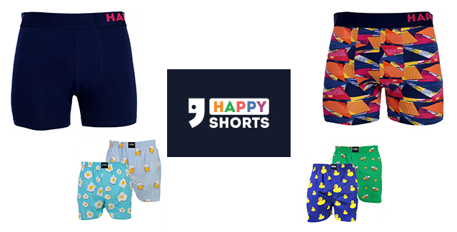 Happys Shorts launch 2